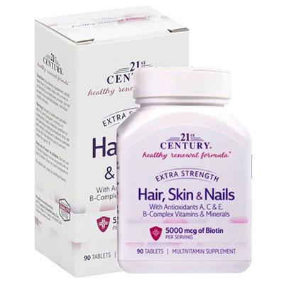 21st Century Hair Skin Nails