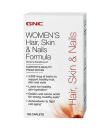 GNC Hair Skin Nails Formula