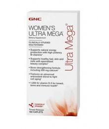 GNC Women's Ultra Mega