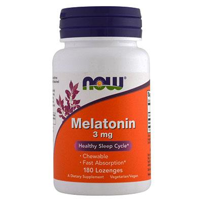 NOW Melatonin 3