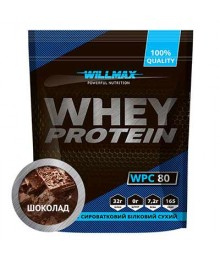 Willmax Whey Protein 80