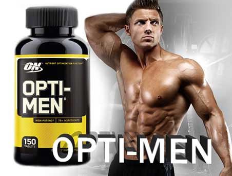 витамины Оптимен